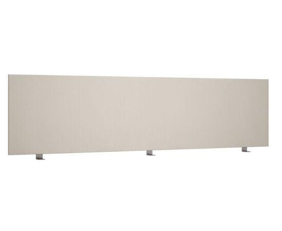 Экран Ткань фронтальный для стола AVANCE ALSAV 6БР.408.1 Latte 1400х18х400, Цвет товара: Latte