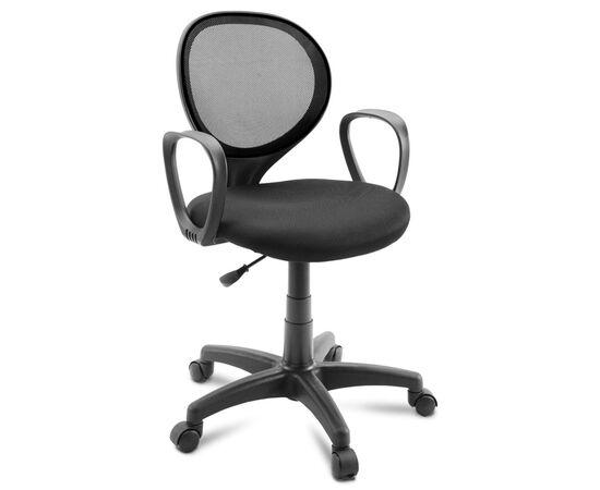 Компьютерное кресло для детской комнаты Dikline KD30 Чёрный, Цвет товара: Чёрный
