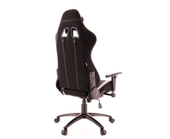 Кресло геймерское Everprof Lotus S4 ткань серая, Цвет товара: черно-серое, изображение 4