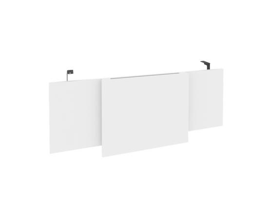 Царга для стола руководителя RIVA Onix O.M-CSR-3 Денвер светлый 1140x450x54, изображение 2