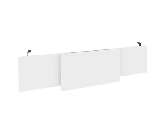 Передняя панель (царга) для стола руководителя Onix O.M-CSR-6 RIVA 1740x450x54, изображение 2
