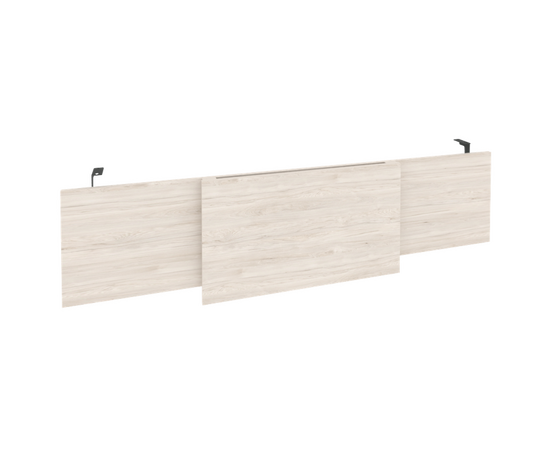 Передняя панель (царга) для стола руководителя Onix O.M-CSR-6 RIVA 1740x450x54, изображение 3
