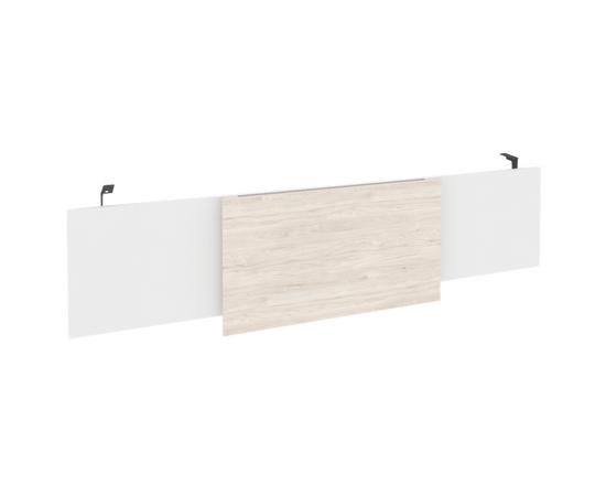 Передняя панель (царга) для стола руководителя Onix O.M-CSR-6 RIVA 1740x450x54, изображение 4