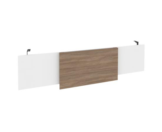Передняя панель (царга) для стола руководителя Onix O.M-CSR-6 RIVA 1740x450x54, изображение 6