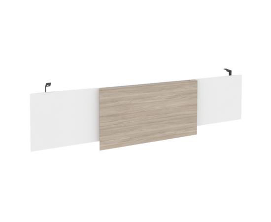 Передняя панель (царга) для стола руководителя Onix O.M-CSR-6 RIVA 1740x450x54, изображение 7