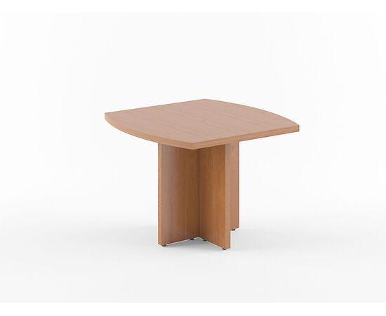 Стол для переговоров В-123 Венге магия Skyland Born 1000х1000х750, Цвет товара: Венге магия, изображение 3
