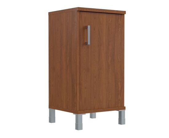 Шкаф для документов с правой дверкой низкий В-411.2R Венге магия Skyland Born 475х450х920, Цвет товара: Венге магия, изображение 4