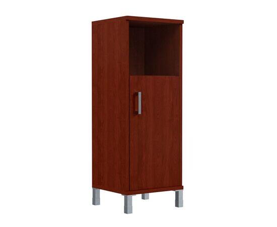 Шкаф-колонка для документов с правой дверкой средний В-421.2R Венге магия Skyland Born 475х450х1286, Цвет товара: Венге магия, изображение 2