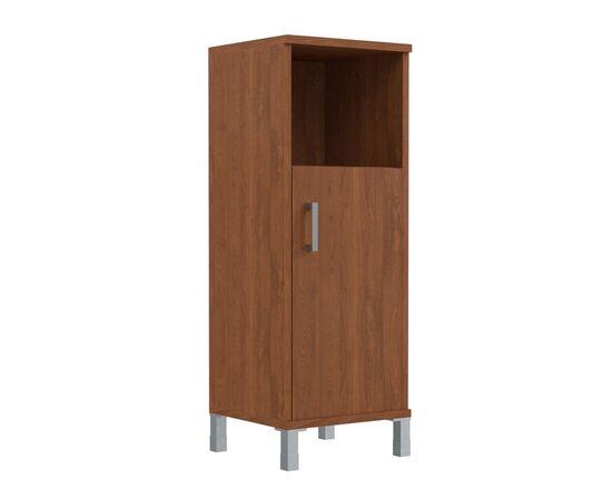Шкаф-колонка для документов с правой дверкой средний В-421.2R Венге магия Skyland Born 475х450х1286, Цвет товара: Венге магия, изображение 4
