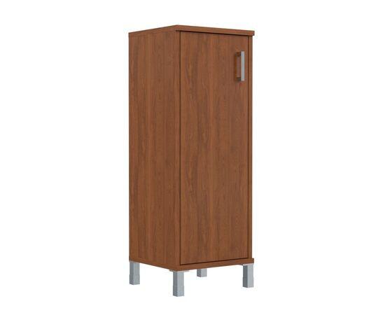Шкаф-колонка для документов с левой дверкой средний В-421.6L Венге магия Skyland Born 475х450х1286, Цвет товара: Венге магия, изображение 4