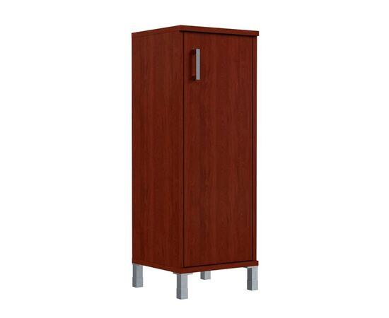 Шкаф-колонка для документов с правой дверкой средний В-421.6R Венге магия Skyland Born 475х450х1286, Цвет товара: Венге магия, изображение 2