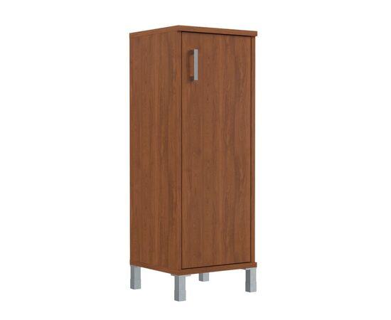 Шкаф-колонка для документов с правой дверкой средний В-421.6R Венге магия Skyland Born 475х450х1286, Цвет товара: Венге магия, изображение 4