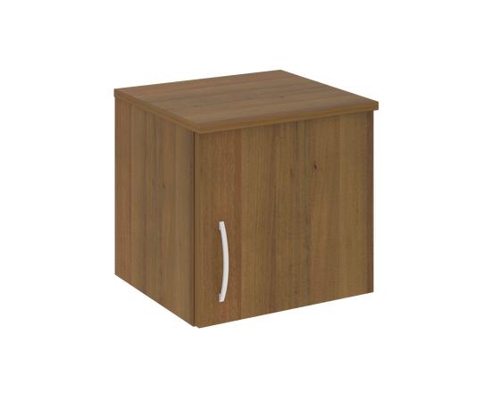 Антресоль узкая для офисного шкафа NOVA S Riva В.А-1Л/Пр Орех Гварнери 386х359х368, Цвет товара: Орех  Гварнери, изображение 2