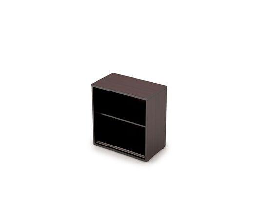 Шкаф-купе для документов низкий без замка AVANCE ALSAV 6ШК.010 Венге 700х400х750, Цвет товара: Венге, изображение 2
