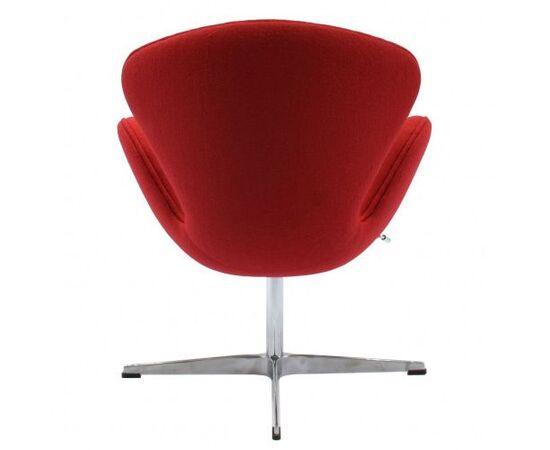 Кресло Swan Chair  красный Bradex Home