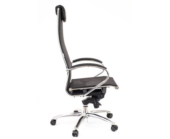 Компьютерное кресло для руководителя Everprof Deco Сетка Черный, Цвет товара: Черный, изображение 2