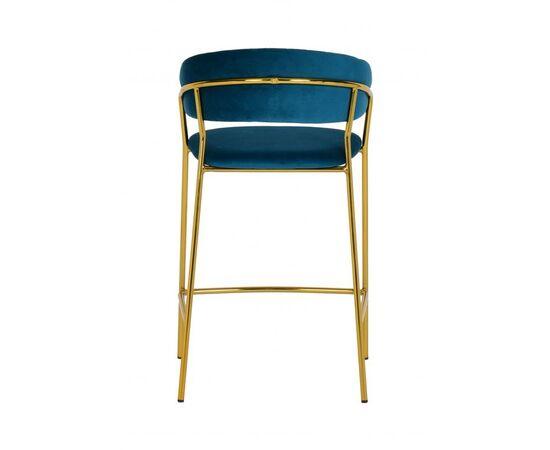 Барный стул Turin бирюзовый Bradex Home