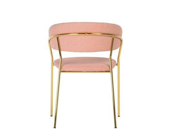 Стул Turin светло-розовый Bradex Home, Цвет товара: светло-розовый, изображение 3