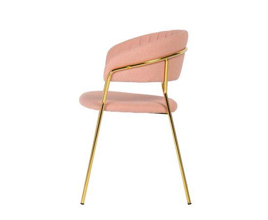 Стул Turin светло-розовый Bradex Home, Цвет товара: светло-розовый, изображение 2