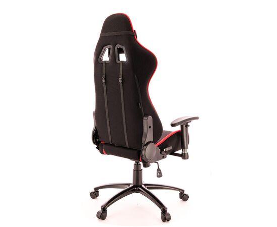 Геймерское кресло Everprof Lotus S4 Черно-красное, Цвет товара: черное-красное, изображение 3