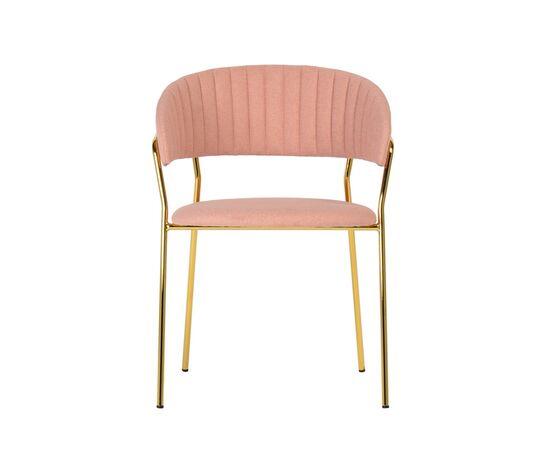 Стул Turin светло-розовый Bradex Home, Цвет товара: светло-розовый, изображение 4