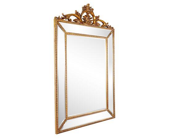 Зеркало настенное в раме Ambren Gold (Амбрен) Art-zerkalo, изображение 2