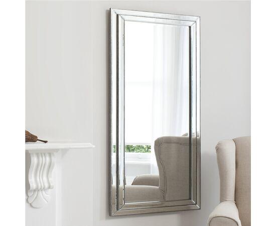 Напольное зеркало в раме Line (Лайн) 90*190 см Art-zerkalo, изображение 2