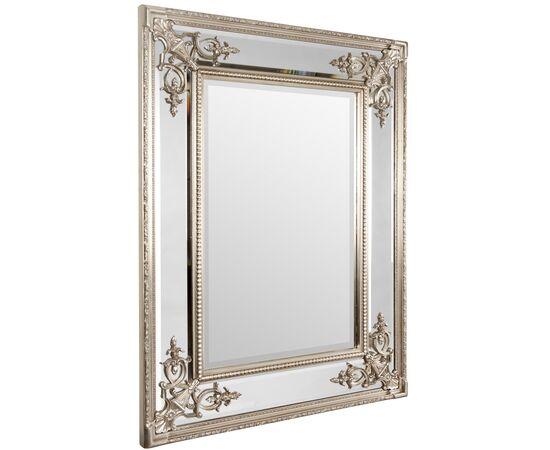 Зеркало настенное в раме Lord Silver (Лорд) Art-zerkalo, изображение 3