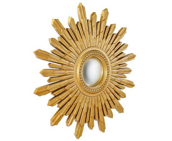 Зеркало-солнце New Solar Gold (Нью Солар) Art-zerkalo, изображение 3