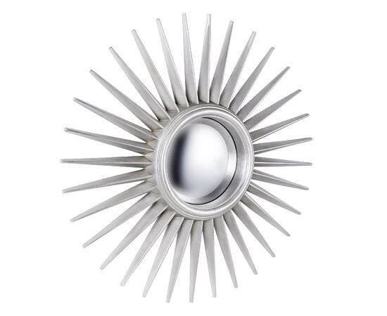 Зеркало-солнце Star Silver (Звезда) Art-zerkalo