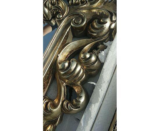 Зеркало настенное в резной раме Bogeme Silver (Богема) Art-zerkalo, изображение 4