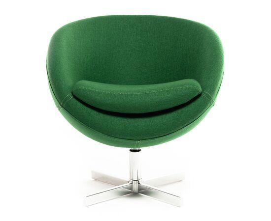 Дизайнерское кресло A686  зеленое Beonmebel, Цвет товара: Зеленый, изображение 2