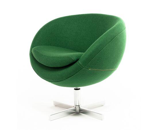 Дизайнерское кресло A686  зеленое Beonmebel, Цвет товара: Зеленый, изображение 3