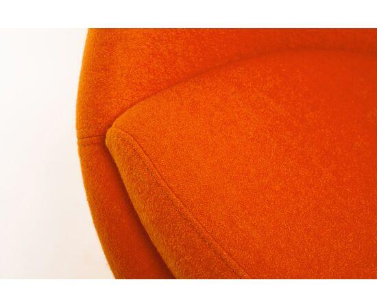 Дизайнерское кресло A686 оранжевое Beonmebel, Цвет товара: Оранжевый, изображение 4