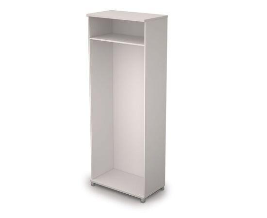 Гардероб для верхней одежды AVANCE ALSAV 6Ш.013.1 Белый 800х450х2116, Цвет товара: Белый, изображение 2