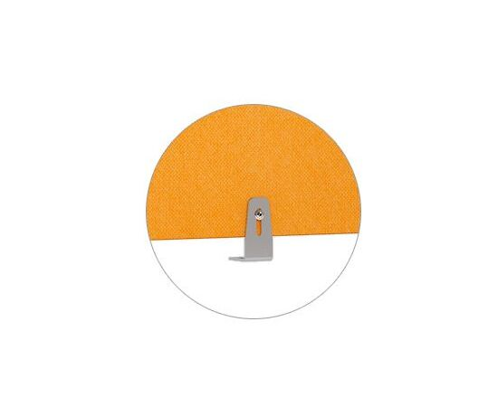 Экран Ткань фронтальный для стола AVANCE 6БР.307.1 1200х300х18 Orange, Цвет товара: Orange, изображение 2