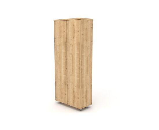 Шкаф для одежды с механизмом push-to-open/ Зета Officio/ 209861/ 800*384*1913