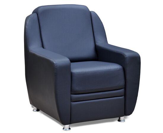 Кресло для офиса Кронос 850х800х900 Экокожа Alfa, Цвет товара: Oregon 16