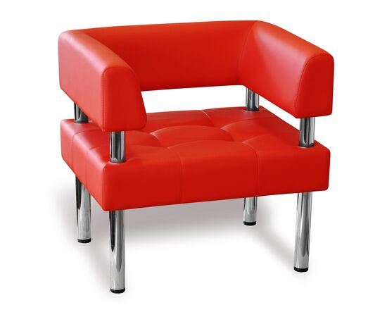 Кресло Спринт 780х630х780 Экокожа Alfa, Цвет товара: Oregon 09
