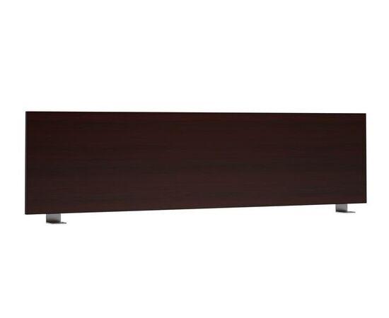 Экран ЛДСП боковой для стола AVANCE ALSAV  6БР.004.1 Венге 600х300х16, Цвет товара: Венге