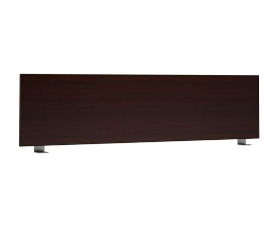 Экран ЛДСП боковой для стола AVANCE 6БР.001.1 Венге 683х300х16, Цвет товара: Венге