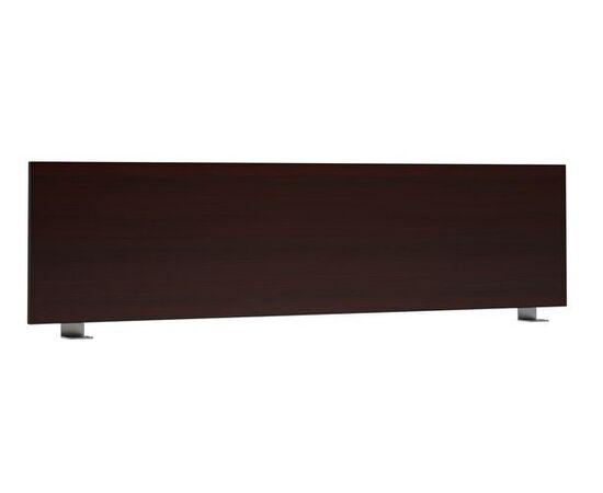 Экран ЛДСП боковой для стола AVANCE ALSAV 6БР.003.1 Венге 800х300х16, Цвет товара: Венге