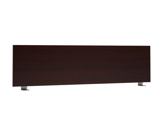 Экран ЛДСП фронтальный для стола AVANCE ALSAV 6БР.006.1 Венге 1000х300х16, Цвет товара: Венге