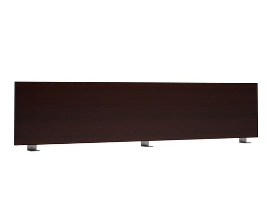 Экран ЛДСП фронтальный для стола AVANCE ALSAV 6БР.007.1 Венге 1200х300х16, Цвет товара: Венге