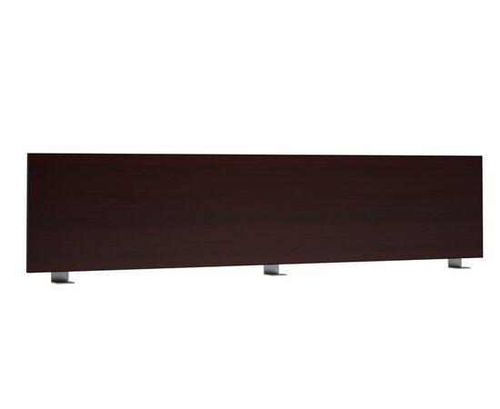Экран ЛДСП фронтальный для стола AVANCE ALSAV 6БР.008.1 Венге 1400х300х16, Цвет товара: Венге