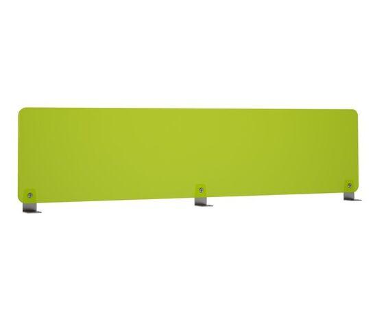 Экран Оргстекло фронтальный для стола AVANCE 6БР.020.1 Kiwi 1300х4х300, Цвет товара: Kiwi