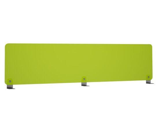 Экран Оргстекло фронтальный для стола AVANCE 6БР.030.1 1500х4х300 Kiwi, Цвет товара: Kiwi