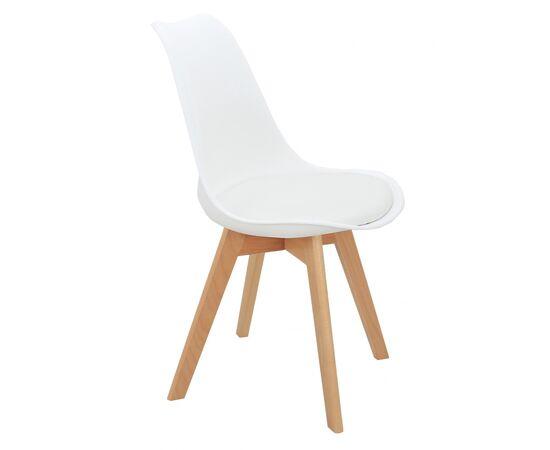 Стул Eames Bon белый Bradex Home, Цвет товара: Белый