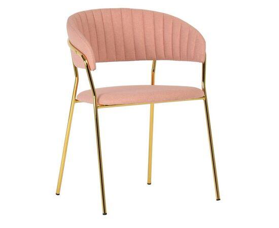 Стул Turin светло-розовый Bradex Home, Цвет товара: светло-розовый