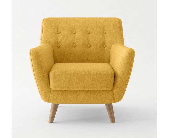 Кресло Picasso горчичный Bradex Home